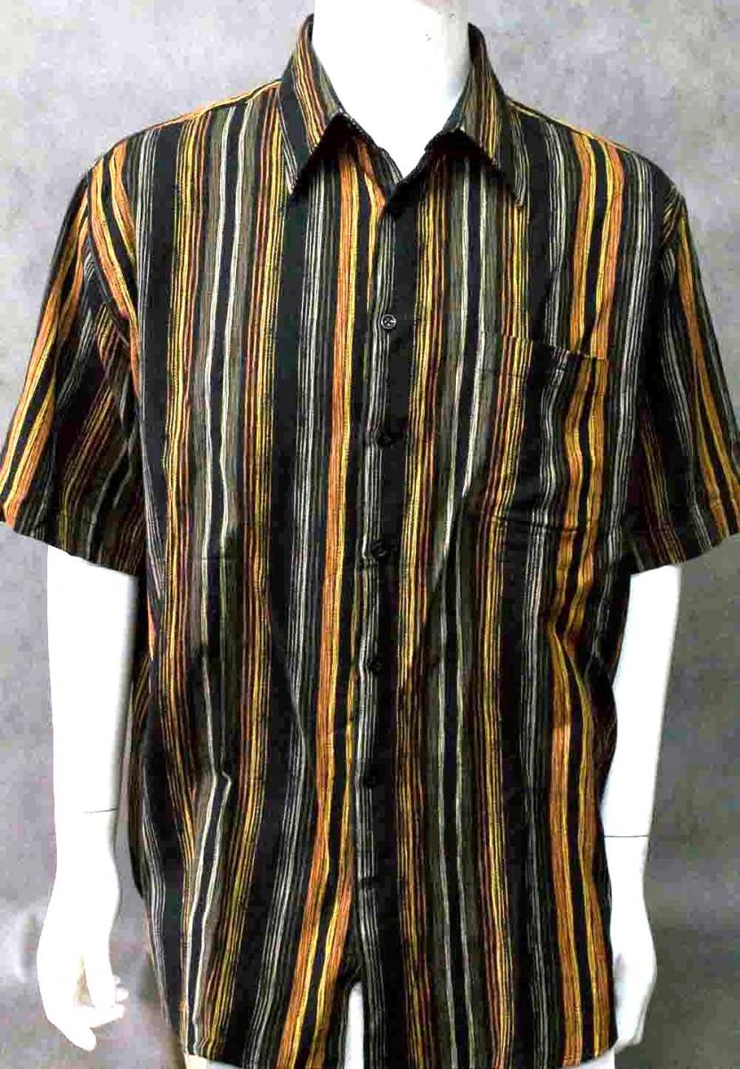 Купить Мужская рубашка с коротким рукавом CASUAL CLOTHES COMPANY (бренд ) в интернет-магазине todalamoda