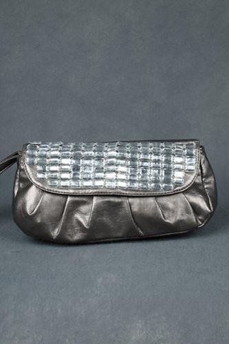 ee9ebbba71d6 Купить Клатч серый (бренд ATMOSPHERE) в интернет-магазине todalamoda